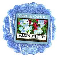 Świeczki, Wosk zapachowy - Garden Sweet Pea - 22g - Yankee Candle
