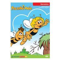 Filmy animowane, Pszczółka Maja - Narodziny. Darmowy odbiór w niemal 100 księgarniach!