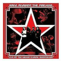 Rock, RAGE AGAINST THE MACHINE - LIVE AT THE GRAND OLYMPIC AUDITORIUM (CD)