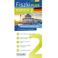 Niemiecki Fiszki PLUS dloa początkujących 2 (opr. kartonowa)