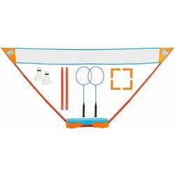 Zestaw do badmintona walizka Get Go 5w1