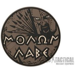 Naszywka Maxpedition Molon Labe Arid