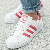 Pozostałe obuwie dziecięce, Adidas Superstar J (CG6608)