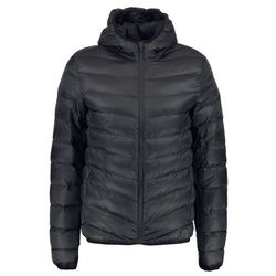 Burton Menswear London BUBBLE HOODY Kurtka zimowa black