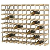 Pozostała gastronomia, Drewniany stojak na wino | 81x23x(H)100cm