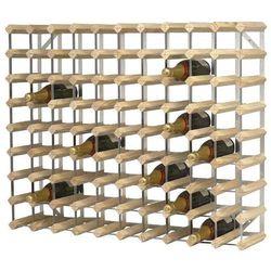 Drewniany stojak na wino   81x23x(H)100cm