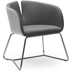 Fotel wypoczynkowy Milton - popielaty