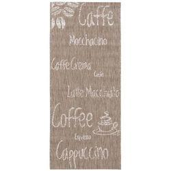 Dekoria Dywan Cottage Coffee mink/wool 60x180cm, 60x180cm