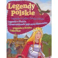 Książki dla dzieci, Legendy Polskie - O Lechu, Czechu...BR IBIS - Praca zbiorowa
