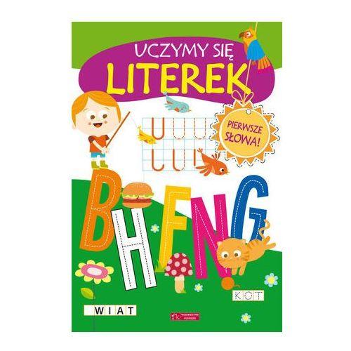 Książki dla dzieci, Uczymy się literek (opr. broszurowa)