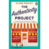 Książki do nauki języka, The Authenticity Project. The feel-good novel you need right now - Pooley Clare - książka (opr. miękka)