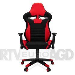 Pro-Gamer Aguri+ (czarno-czerwony)