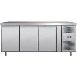Stół chłodniczy 3-drzwiowy | +2°C/+8°C | 420L | 300W | 1795x700x(H)850mm
