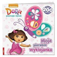 Naklejki, BPIX-601 Dora poznaje świat. Moja pierwsza wyklejanka