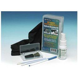 Kinetronics 707001 zestaw Optical wysokiej jakości do czyszczenia optyki