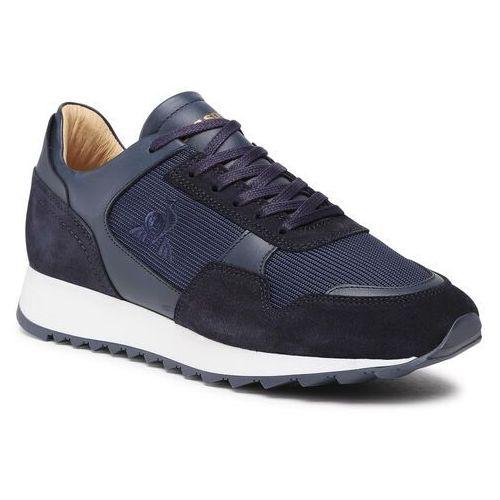 Męskie obuwie sportowe, Sneakersy LE COQ SPORTIF - Challenger 2110268 Navy