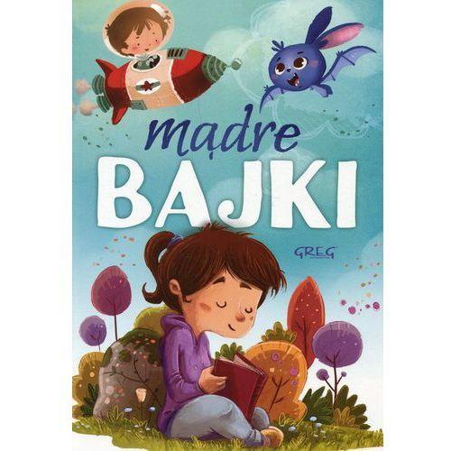 Książki dla dzieci, Mądre bajki - Agnieszka Antosiewicz OD 24,99zł DARMOWA DOSTAWA KIOSK RUCHU (opr. twarda)