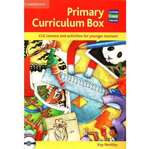 Książki do nauki języka, Primary Curriculum Box With Audio CD (opr. miękka)