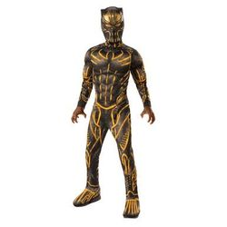 Kostium Killmonger Deluxe dla chłopca - S