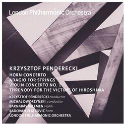 Penderecki Horn And Violin Concerto