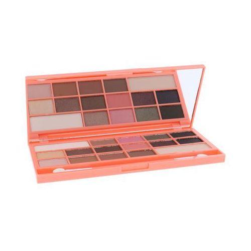 Pozostały makijaż oczu, Makeup Revolution, I Heart Makeup Palette. Zestaw cieni do powiek Chocolate and Peaches, 22g - Makeup Revolution