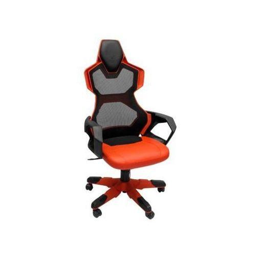 Fotele dla graczy, Fotel E-Blue COBRA AIR Czerwony (EEC307REAA-IA) Darmowy odbiór w 21 miastach!