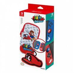Zestaw akcesoriów HORI Mario Odyssey Starter Kit do Nintendo Switch