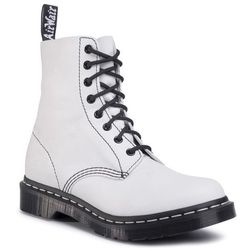 Glany DR. MARTENS - 1460 Pascal Bw 25818113 Optical White