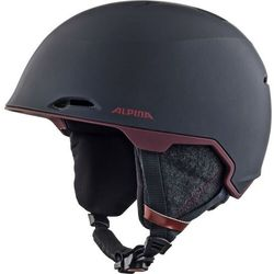ALPINA MAROI NIGHTBLUE BORDEAUX KASK NARCIARSKI FREERIDE R. 57-61 cm