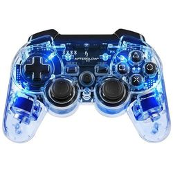 Kontroler PS3 & PC PDP Pad Wireless Afterglow Blue