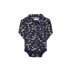 Body niemowlęce z kołnierzykiem 5T35BU Oferta ważna tylko do 2022-07-18