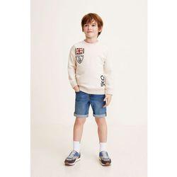 Mango Kids - Szorty dziecięce John 104-164 cm