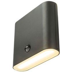 Globo AGAM oświetlenie zewnętrzne LED Siwy, 30-punktowe