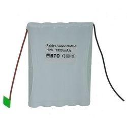 Akumulator NiMH AA 12V 1.3Ah 10S1P