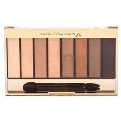 Max Factor Masterpiece Nude Palette cienie do powiek 6,5 g dla kobiet 02 Golden Nudes