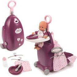 Smoby kuferek Baby Nurse 3w1
