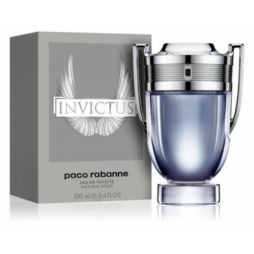 Pozostałe zapachy, Paco Rabanne Invictus Woda toaletowa 100 ml