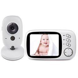 Elektroniczna niania VB603 z kamerą oraz monitorem 3,2 cala