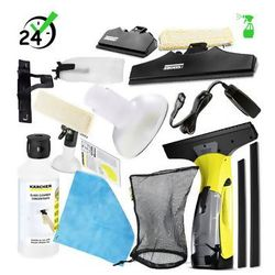WV 2 Premium (75m2, 25min) myjka do okien Karcher DETERGENT XL+ ✔SKLEP SPECJALISTYCZNY ✔KARTA 0ZŁ ✔POBRANIE 0ZŁ ✔ZWROT 30DNI ✔RATY 0% ✔GWARANCJA D2D ✔LEASING ✔WEJDŹ I KUP NAJTANIEJ