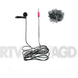 Saramonic Mikrofon krawatowy SR-LMX1+ złącze mini Jack TRRS