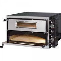 Piece i płyty grzejne gastronomiczne, Stalgast piec do pizzy Gredil 2x 4x35