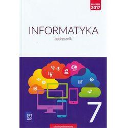 InformatykaSP SP kl.7 podręcznik / podręcznik dotacyjny - Praca zbiorowa (opr. miękka)