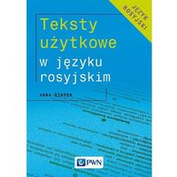 Książki do nauki języka, Teksty użytkowe w języku rosyjskim (opr. broszurowa)