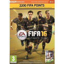 Gra PC Fifa 16 - 2200 punktów CIAB