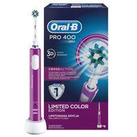 Szczoteczki elektryczne, Szczoteczka do zębów Oral-B Pro 400 Zielony