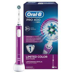 Szczoteczka do zębów Oral-B Pro 400 Zielony