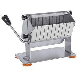 Krajalnica do kiełbasek ze stali nierdzewnej, 270x150x220 mm | CONTACTO, 3326/011