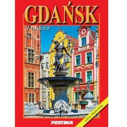 Gdańsk i okolice mini - wersja polska - Rafał Jabłoński (opr. broszurowa)