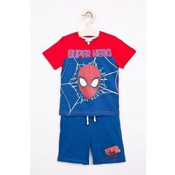 Blukids - Komplet dziecięcy Marvel Spider Man 98-128 cm