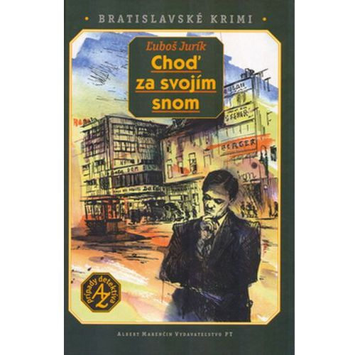 Pozostałe książki, Choď za svojím snom Ľuboš Jurík